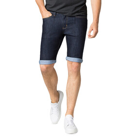 DUER Performance Denim Commuter Korte Broek Heren, rinse